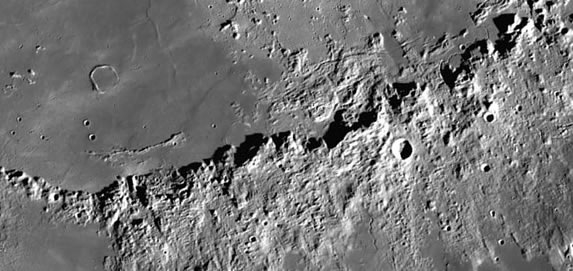 Lunar Features